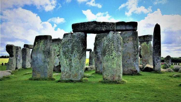 Stonehenge - A closer look at the Stone Circle, an architectural masterpiece.