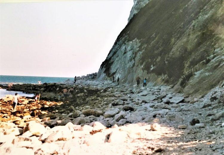 Isle of Wight - Whitecliff Bay