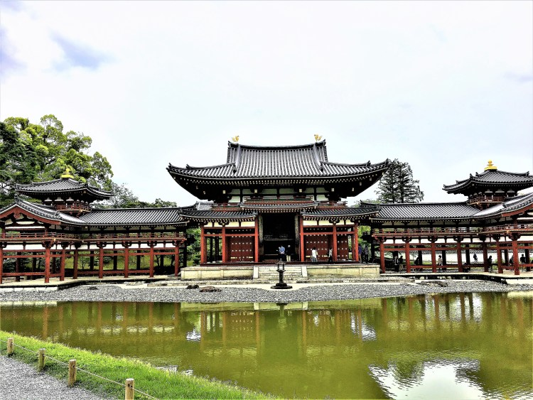 Byodoin Temple in How to make the best of 1 day in Uji, Kyoto.