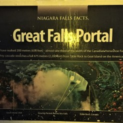 Facts on Niagara Falls: Great Falls Portal
