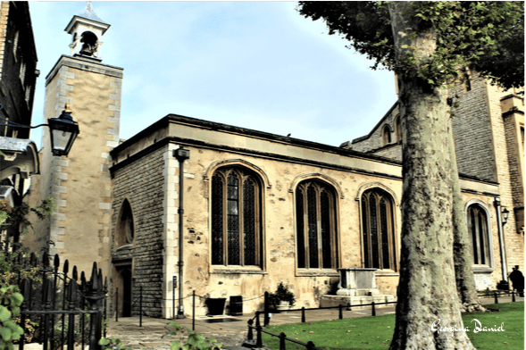 Chapel Royal of St Peter ad Vincula, Tower of London