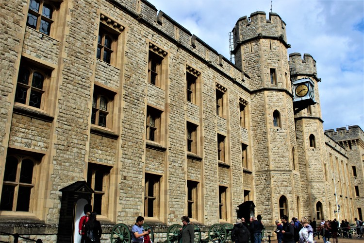 Magnificent Crown Jewels at the Tower | The Jewel House/Tower at the Tower of London
