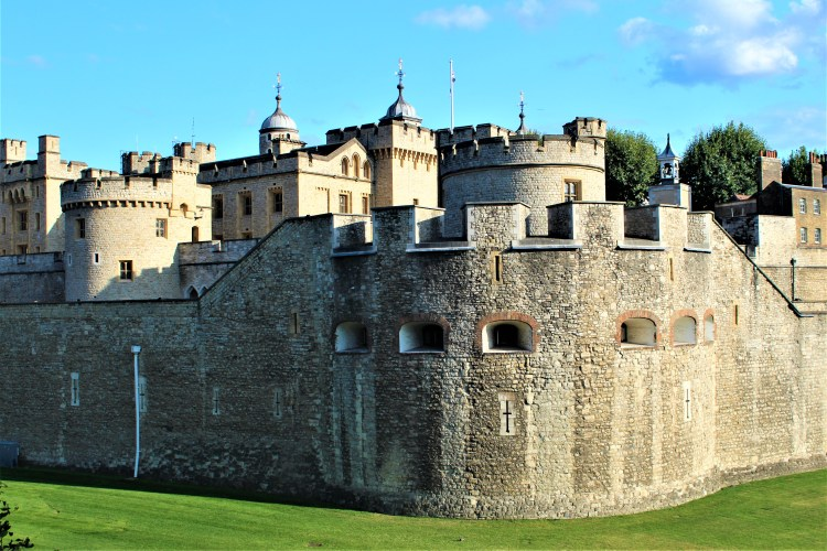 Tower of London as it stands today.