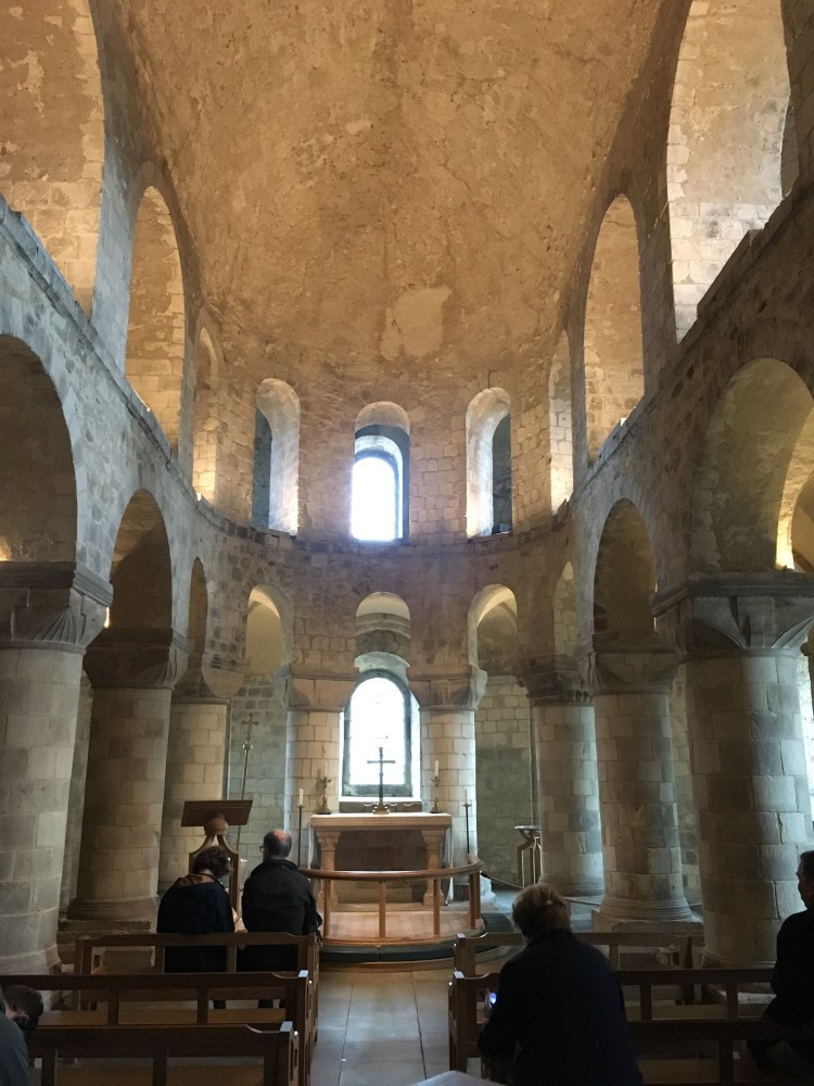 The Chapel of St John, White Tower, Tower of London