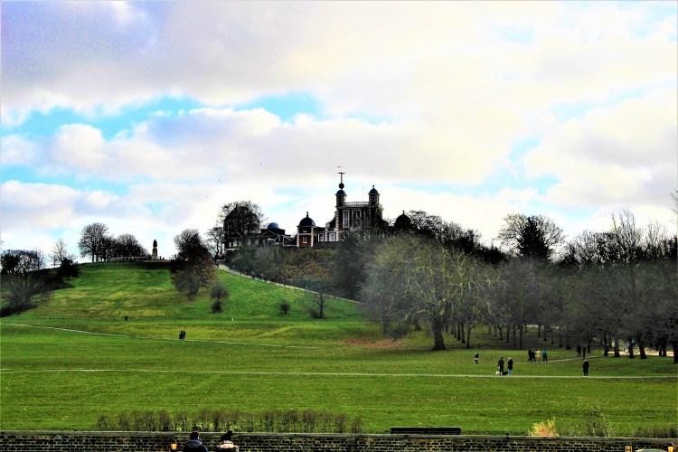 stroll across greenwich park