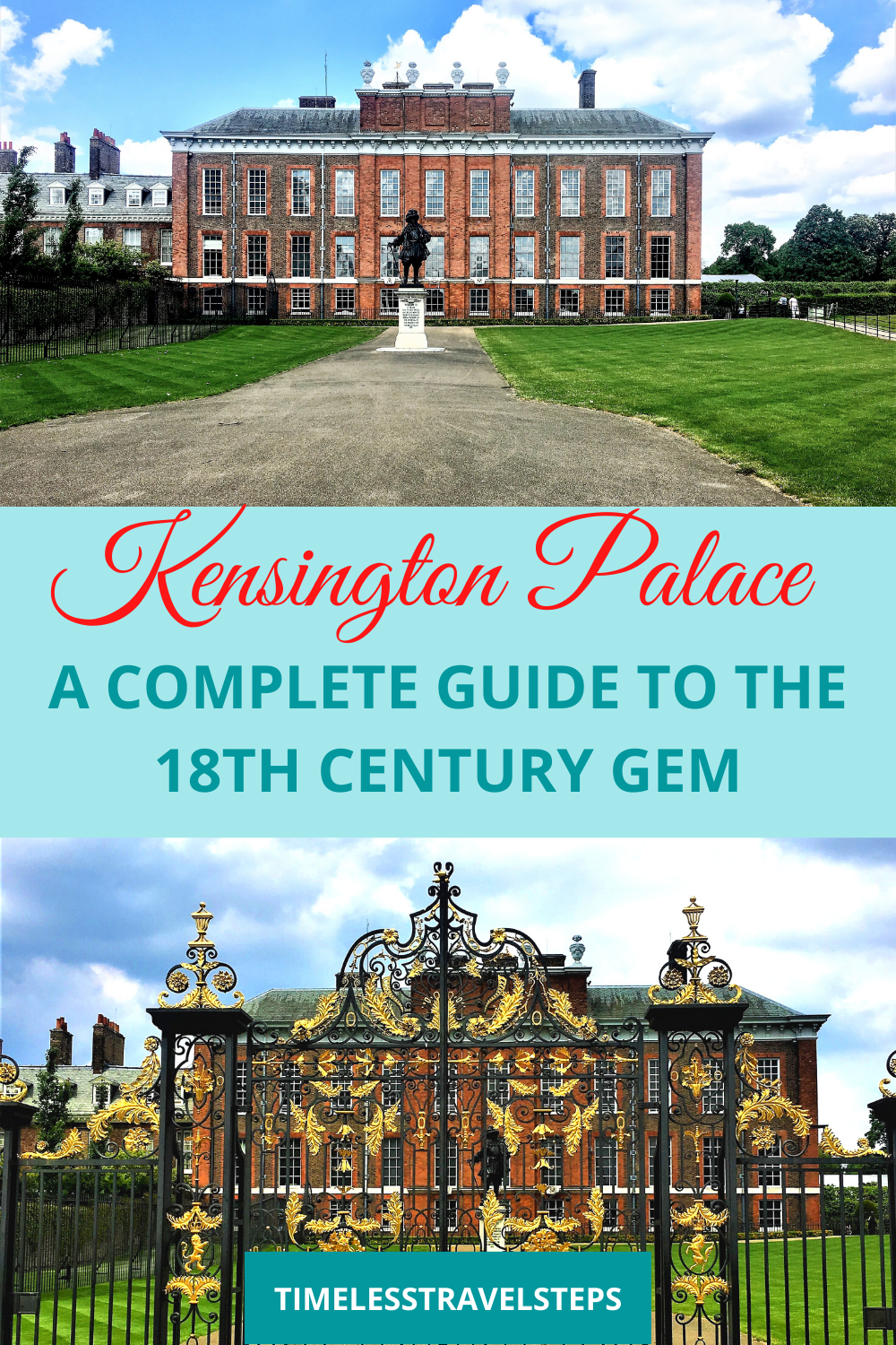Take a peek inside this 18th century historical gem! Highlights of the Palace's incredible architecture + a synopsis of it's history + detailed guide on how to get here. via @GGeorgina_timelesstravelsteps/