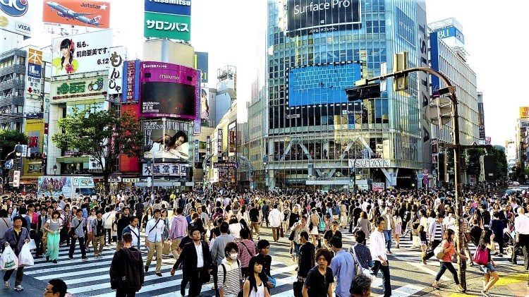 Shibuya crossing | How to make the best of 3 days in Tokyo