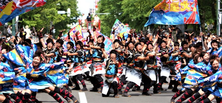 YOSAKOI Soran Festival | Best time to go to Japan