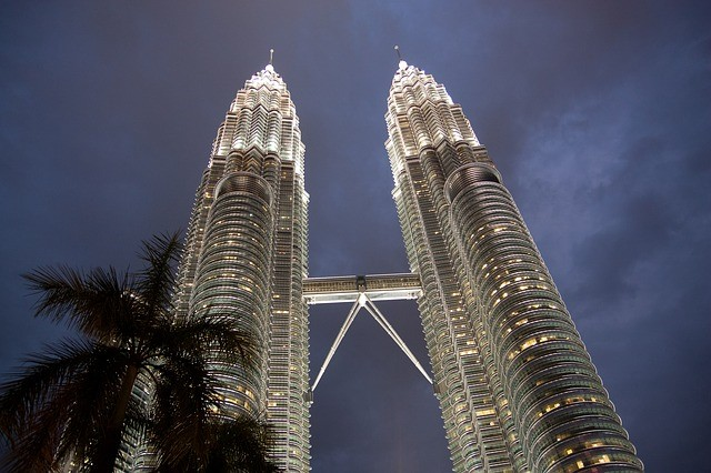Petronas Twin Towers, KLCC Malaysia