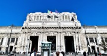 Milan Centrale Station - Milan in one-day