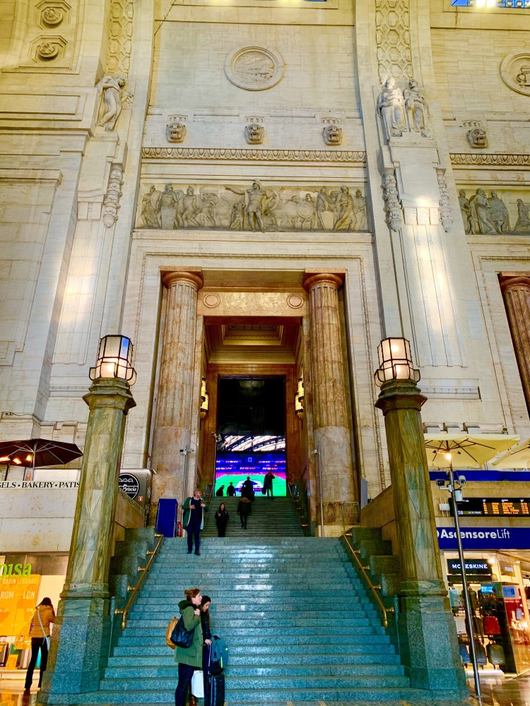 Milano Centrale Station - 1