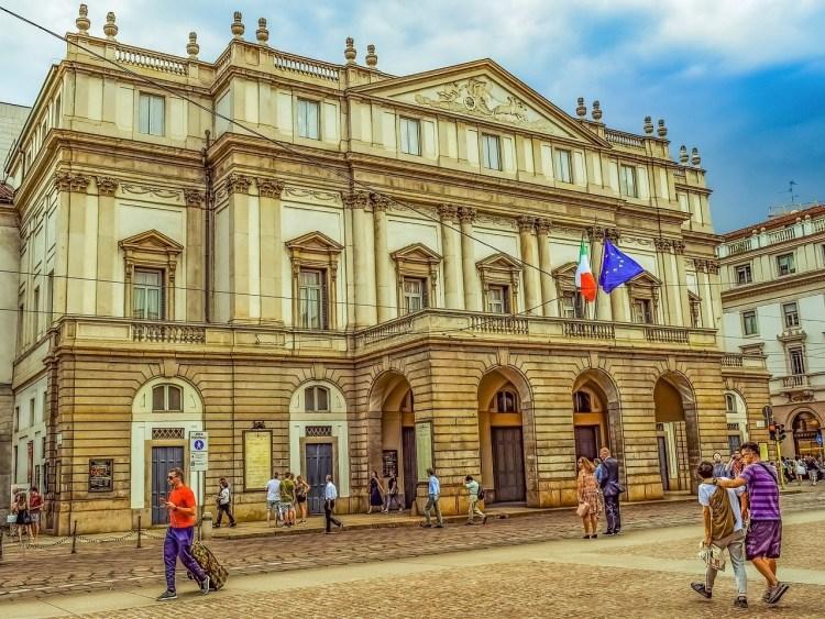 La Scala Milan - Milan bucketlist idea