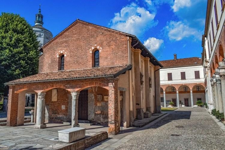 San Ambrogio - Milan bucketlist