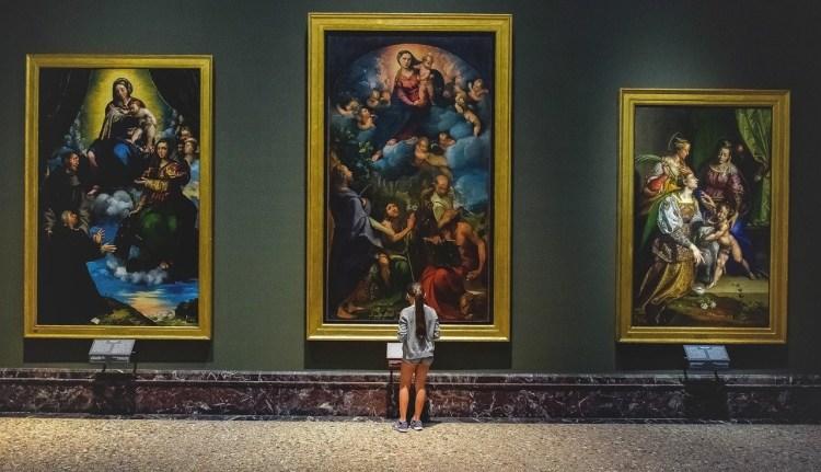 Pinacoteca di Brera - Milan bucketlist