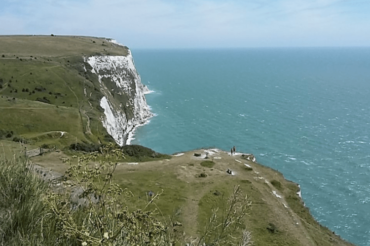 day trip from London - Dover