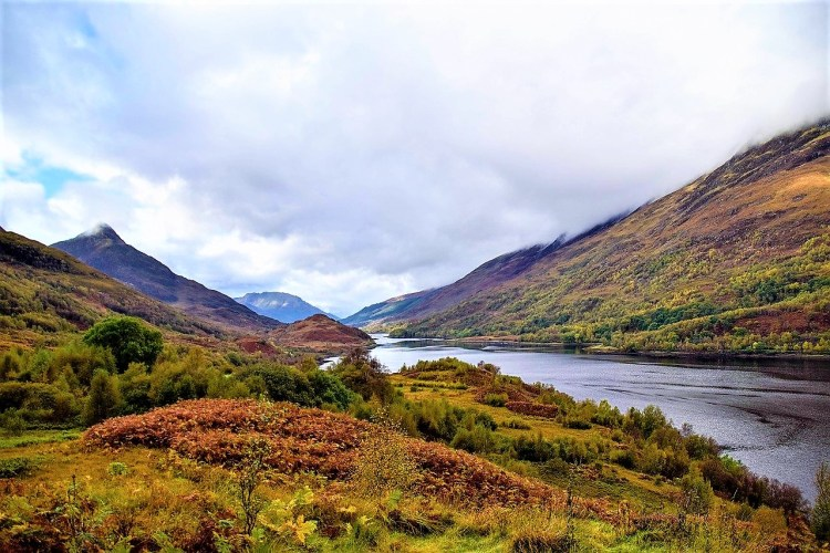 scottish highlands - Jacobite steam train