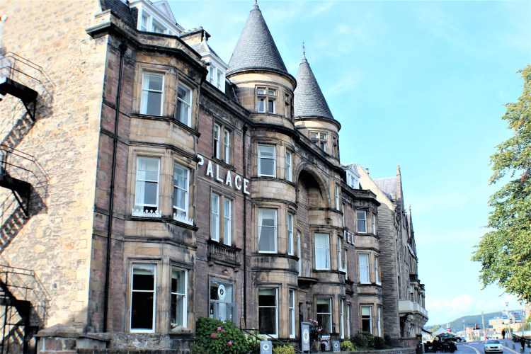 Top 5 hotels to stay in Inverness City Centre | Inverness Palace Hotel & Spa