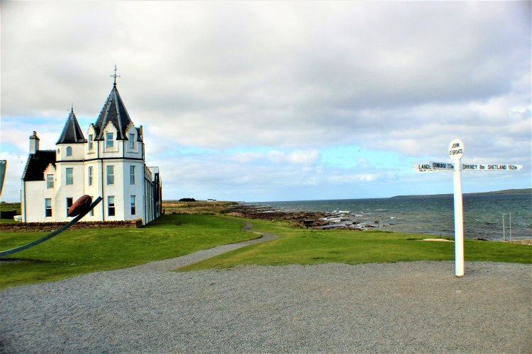 John O'Groats | Top 5 hotels to stay in Inverness City Centre