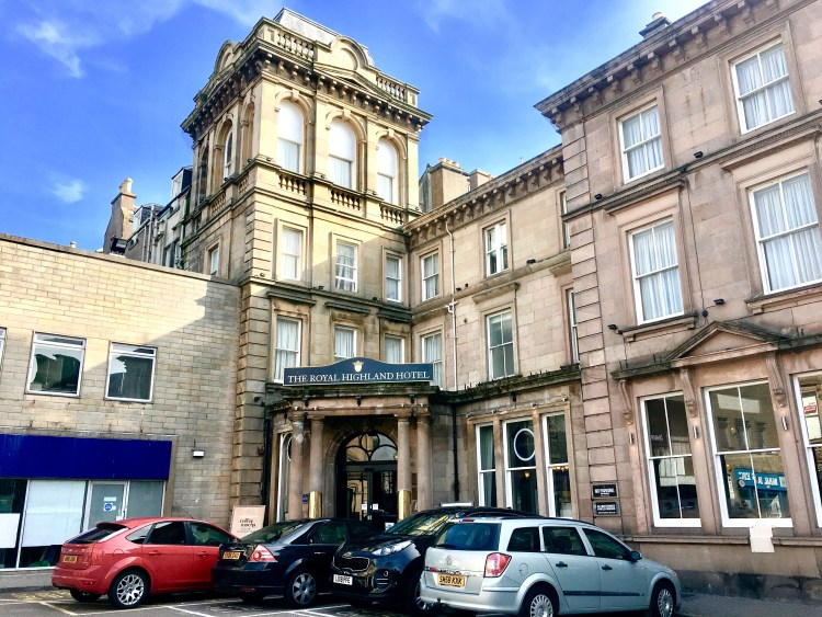 The Royal Highland Hotel | Top 5 hotels to stay in Inverness City Centre