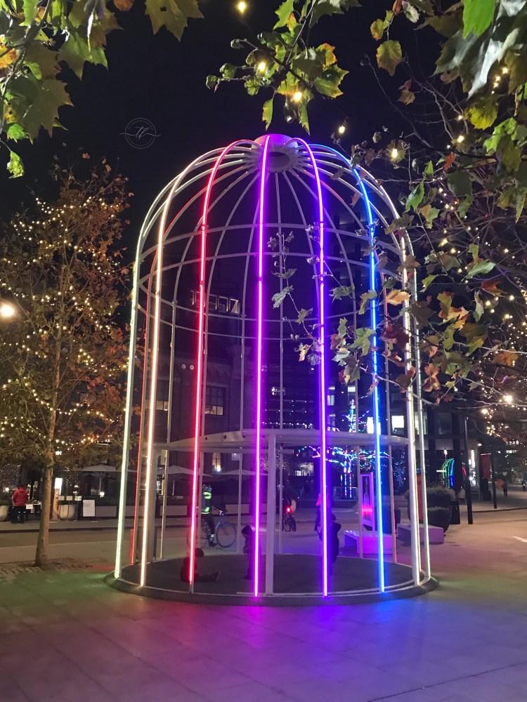 Best 10 Christmas lights in London