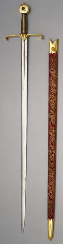 Sword of Spiritual Justice ©royalcollectiontrust