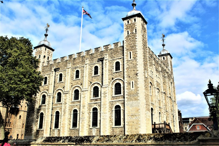 an absolute beginner's guide to the Tower of London