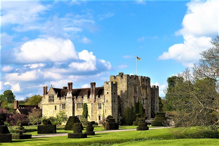 Hever Castle |