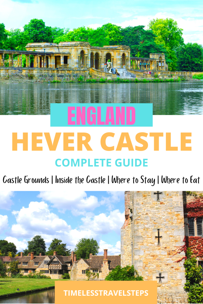 Magnificent Hever Castle