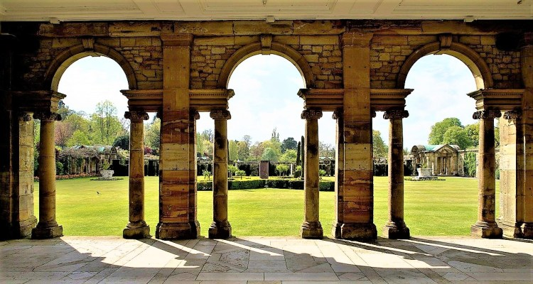 Italian Garden | the magnificent Hever Castle | Kent