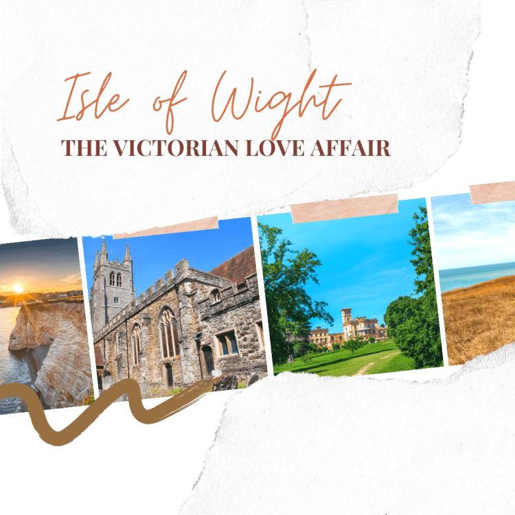 Isle of Wight and the Victorian Love Affair