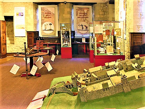 carisbrooke castle museum | things to do at Carisbrooke Castle