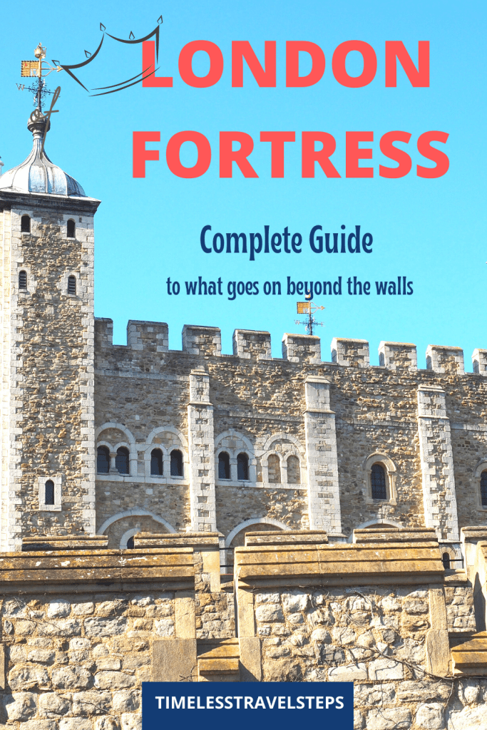 Beyond the walls of London Fortress