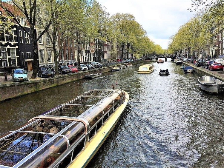 Amsterdam Canals - boat cruise