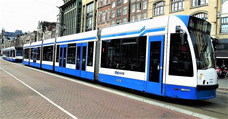 Amsterdam Tram | Best Value Public Transport Ticket for Amsterdam