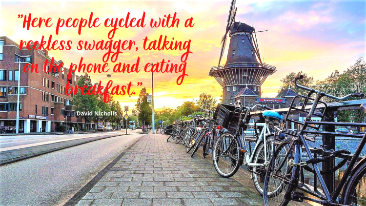 Amsterdam quotes and sayings