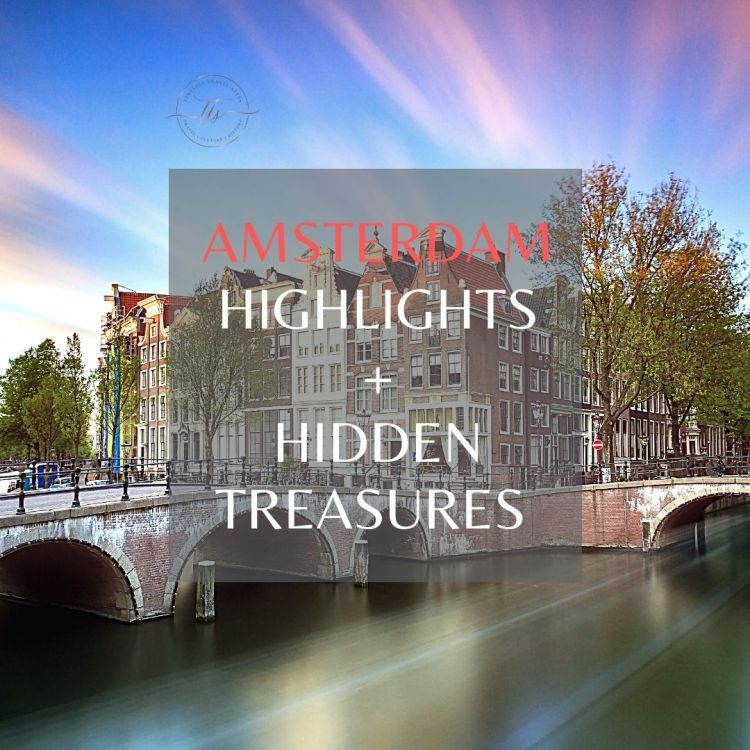 highlights and hidden treasures walking tours of Amsterdam