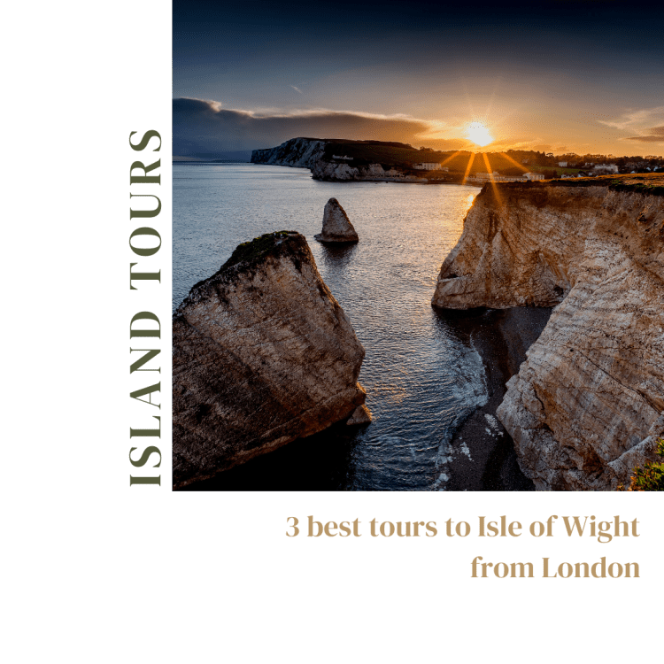 3 best group tours to Isle of Wight from London