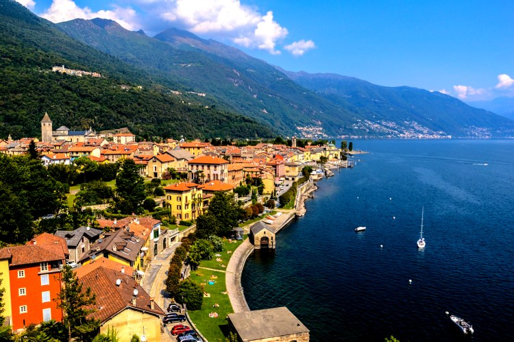 Lake Maggiore Italy - day trips from Milan