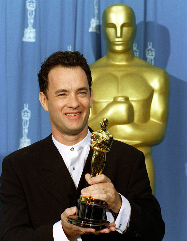 Image result for forrest gump oscars