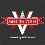Meet The Voter with Bill Conrad , Rob Hix, Jonathan Denwood and Nicholas Hernandez