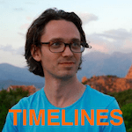 Cody Lister with Bill Conrad on Timelines