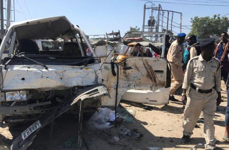 JUST SAD! 73 Persons Killed In Car Bombing In Mogadishu