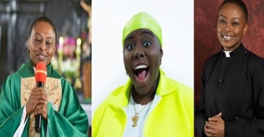 Teni's song used for church worship