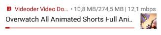 Video YouTube Berhasil Diunduh dari Android
