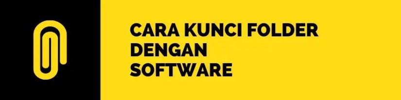 Software Kunci Folder