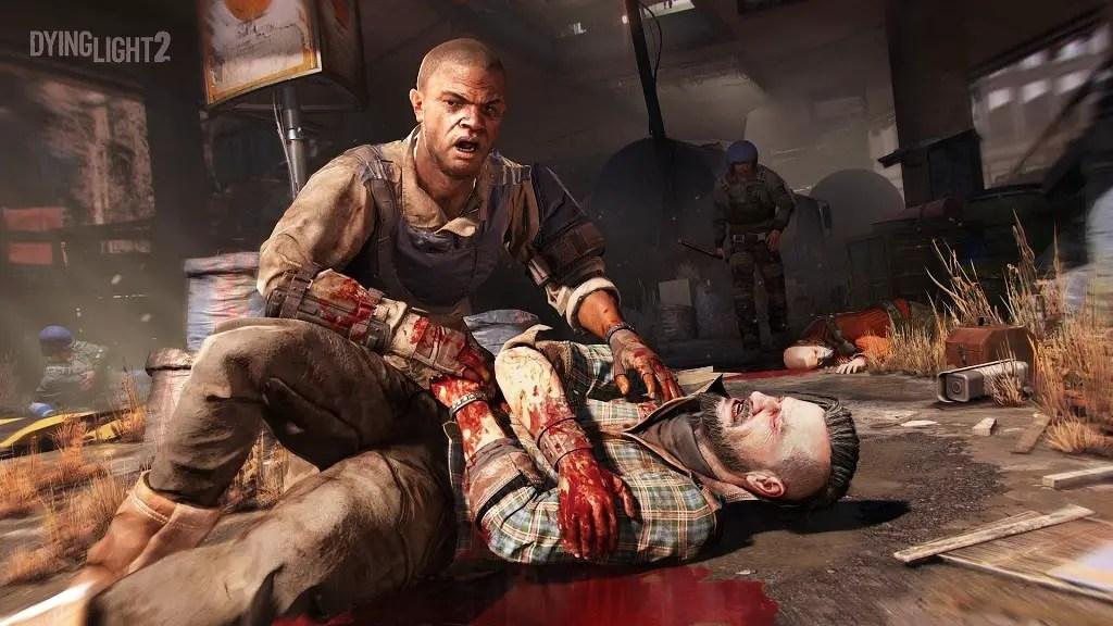 Dying Light 2 untuk PlayStation 4