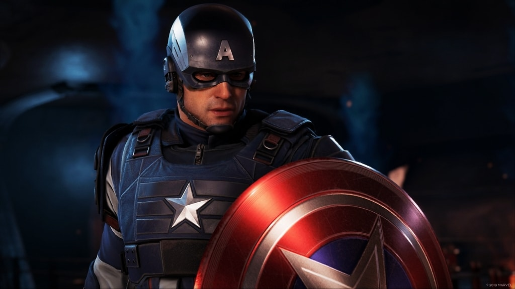 Marvels Avengers untuk PS4