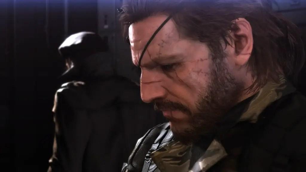 Metal Gear Solid V Phantom Pain Game PS4 Terbaik