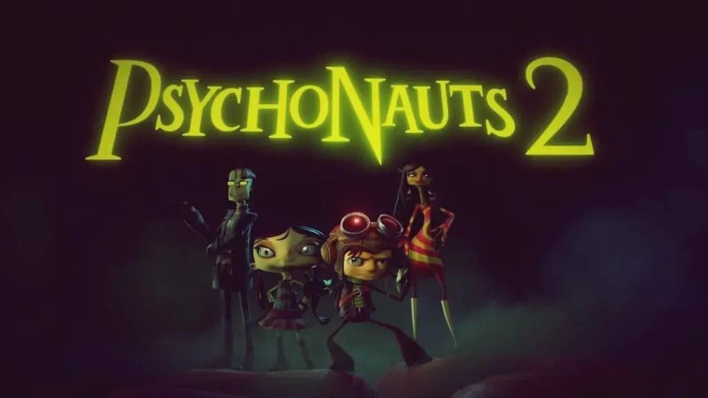 Psychonauts 2 Game untuk PS4