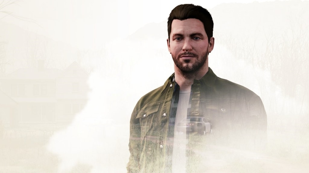 Twin Mirror Karakter Nick Waldron